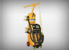 spot gun welding machine